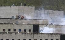 Bạo loạn đồng loạt tại các nhà tù Ecuador, nhiều tù nhân bị chặt đầu