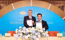 Mandarin Oriental Đà Nẵng sẽ là khu nghỉ dưỡng và dân cư đẳng cấp thế giới