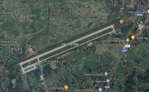 Bắc Giang xin chuyển sân bay quân sự Kép thành sân bay lưỡng dụng