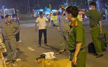 Bắt nghi phạm giật túi xách tông xe khiến người đi đường thiệt mạng