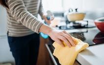 Ở nhà giúp vợ rửa bát quét nhà thì có sao?