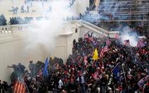 Dù biết trước, Cảnh sát Capitol vẫn 'bất ngờ bởi hàng ngàn kẻ bạo động' hôm 6-1
