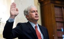 Ứng viên giám đốc CIA William Burns: 'Chống Trung Quốc là quan tâm số 1 trong nhiệm kỳ của tôi'