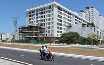 Vụ 'công trình mọc cấp tốc': Sở Xây dựng tỉnh và TP Nha Trang không cấp phép
