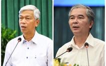 Bổ sung nhiệm vụ cho 2 phó chủ tịch UBND TP.HCM