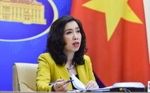 Việt Nam, Anh xác minh vụ cảnh báo người nước ngoài bị quấy rối ở Hà Nội