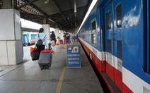 Sau tết, đường sắt giảm giá vé tàu đến 50%