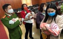 Giải cứu 4 trẻ sơ sinh bị bán sang Trung Quốc