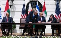 Israel đàm phán lập liên minh quốc phòng 4 nước ở Trung Đông?