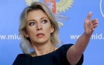 Nga 'lên án mạnh mẽ' vụ Mỹ không kích Syria