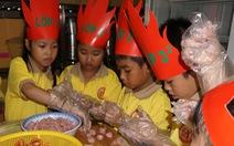 TP.HCM: Các trường được tổ chức bán trú, căngtin khi học sinh trở lại học