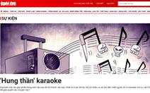 Từ loạt bài của Tuổi Trẻ, chủ tịch UBND TP.HCM chỉ đạo xử lý tới nơi 'ô nhiễm' tiếng ồn karaoke