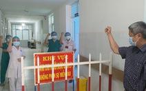 Thứ trưởng Bộ Y tế Nguyễn Trường Sơn: 'Cảm phục trước sự hi sinh của đồng nghiệp'