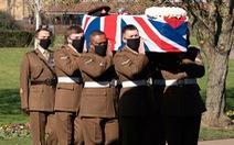 Lễ tang cụ ông khiến cả nước Anh rơi lệ