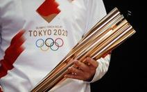 Rước đuốc Olympic Tokyo thời 'bình thường mới'