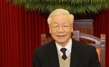 Gặp mặt các nguyên ủy viên Bộ Chính trị, Ban Bí thư và nguyên ủy viên trung ương không tái cử