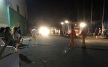 Giặc lửa thiêu rụi hàng ngàn mét vuông vườn trái cây sát bên cụm công nghiệp