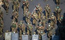 Reuters: Cảnh sát Myanmar xả súng vào cuộc biểu tình, máu đổ, 7 người thiệt mạng