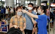 Từ chối vận chuyển hành khách đi máy bay không mang khẩu trang