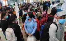 Khẩn: Hành khách trên chuyến bay VJ133 từ Hà Nội đi TP.HCM ngày 27-4 liên hệ ngay y tế