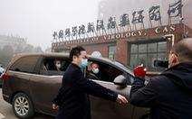 Sau khi thăm Viện virus học Vũ Hán, chuyên gia WHO có phát hiện 'rất thú vị'