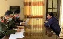 'Tôi xin thông báo khẩn Thụy Việt có ca mắc COVID...': Nhận phạt 7,5 triệu