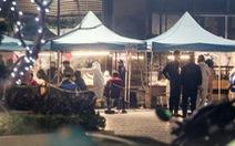 Hà Nội xét nghiệm nhanh 1.700 cư dân tòa Sky City Tower trong đêm