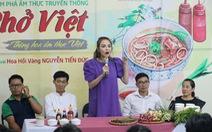 Sinh viên Việt Giao tiếp lửa từ Hoa hồi vàng và hoa hậu