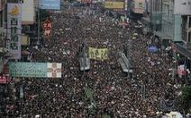 Nghị sĩ Mỹ đề cử Nobel hòa bình cho phong trào dân chủ Hong Kong