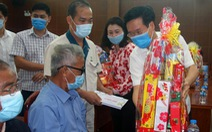Ông Võ Văn Thưởng thăm, tặng quà tết cho gia đình chính sách tại Đồng Nai