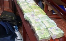 Bắt thanh niên chở 20kg ma túy đá