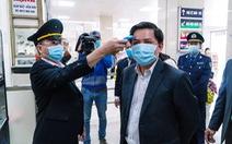 Bộ Y tế sắp ban hành hướng dẫn đi lại liên quan vùng có dịch