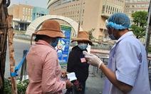 21 người ở Bệnh viện 175 phải cách ly liên quan nhân viên sân bay Tân Sơn Nhất