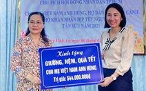 Lãnh đạo TP.HCM chúc tết, hỗ trợ bà con khó khăn tại Củ Chi và Bến Tre