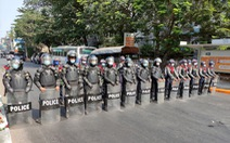 Myanmar đã bắt người nước ngoài đầu tiên sau đảo chính