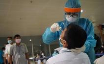 4 mẫu gộp của nhân viên sân bay Tân Sơn Nhất nghi nhiễm COVID-19