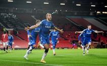 Man Utd đánh rơi chiến thắng ở phút 90+5