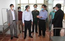 Hải Dương tiếp nhận bệnh viện dã chiến điều trị COVID-19 thứ 3