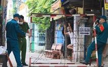 TP.HCM phong tỏa thêm khu nhà trọ số 90, đường Nguyễn Phúc Chu, phường 15, Tân Bình
