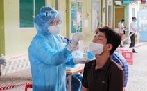 Khẩn cấp lấy mẫu xét nghiệm 1.900 nhân khẩu ở khu Mả Lạng