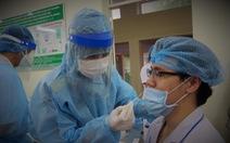 1.537 mẫu xét nghiệm ngẫu nhiên tại bệnh viện, khu du lịch, chợ, rạp chiếu phim... ở TP.HCM âm tính