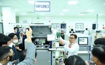 Xuyên Tết chạy đua tiến độ dự án sản xuất bo mạch công nghệ cao