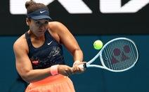 Giải Úc mở rộng: Naomi Osaka ca ngợi trọng tài dây điện tử