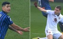 Sao Serie A được khen ngợi vì hành động fair play, giúp đối phương thoát thẻ phạt