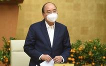 Thủ tướng đồng ý cho TP.HCM, Hà Nội có thể giãn cách xã hội