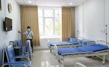 Bên trong bệnh viện dã chiến ở Gia Lai