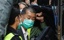 Ông trùm truyền thông Hong Kong Jimmy Lai bị từ chối bảo lãnh
