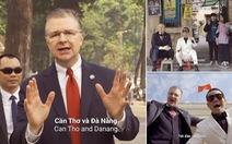 Đại sứ Mỹ hát rap 'Tết ở Việt Nam là vui nhất', truyền thông thế giới xôn xao