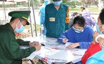 Đà Nẵng: Trang bị máy tính bảng tại chốt kiểm soát dịch, tạo thuận lợi cho dân