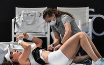 Điểm tin thể thao tối 9-2: Johanna Konta rời Úc mở rộng vì chấn thương
